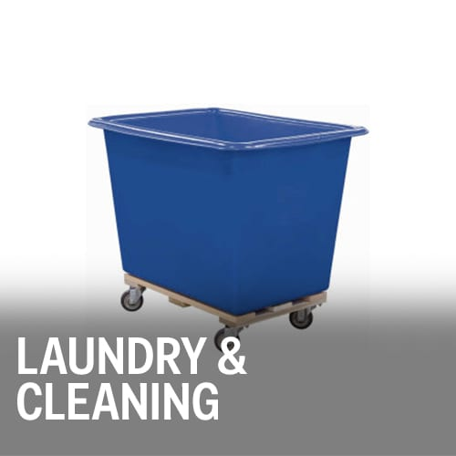 Laundry carts and related items