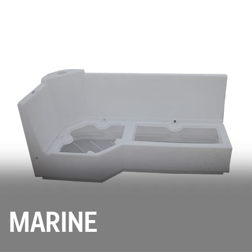 Pontoon boat seat bases, bas dash panels, tables and more