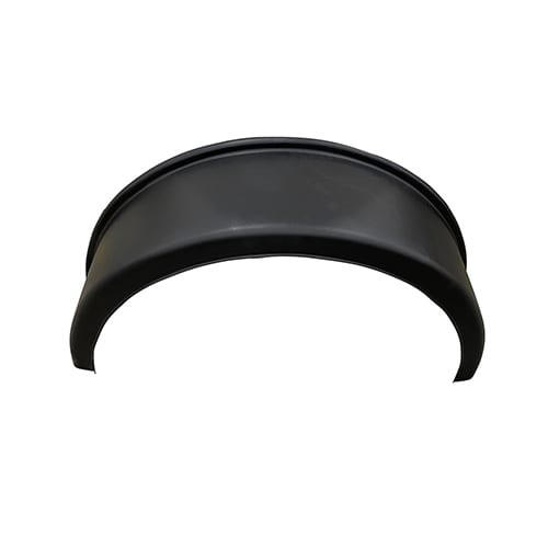 Thermoformed truck fender