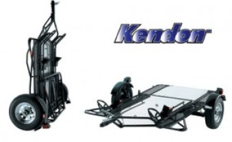 The Kendon USA Dual Trailer