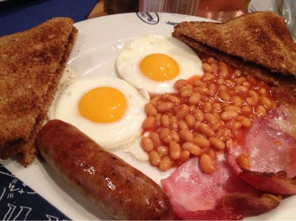 THE CLASSIC FRY-UP