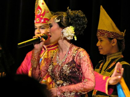 Performances at Saloma Theatre