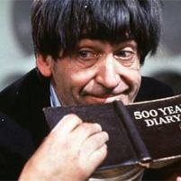 Second Doctor Patrick Troughton