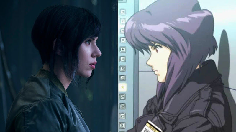 Ghost In The Shell Original Anime Review
