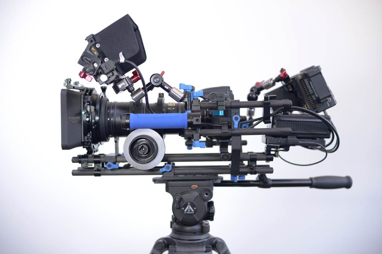 Whero Films studio rig