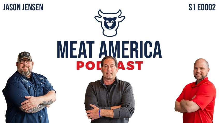 Meat America Podcast #2 - Jason Jensen: Terror, Trauma, & Coincidence?