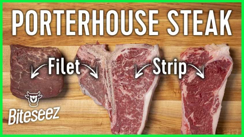 what is a porterhouse steak?