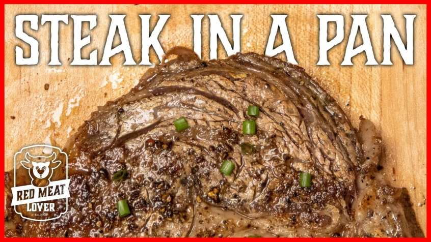 how to cook steak in a pan