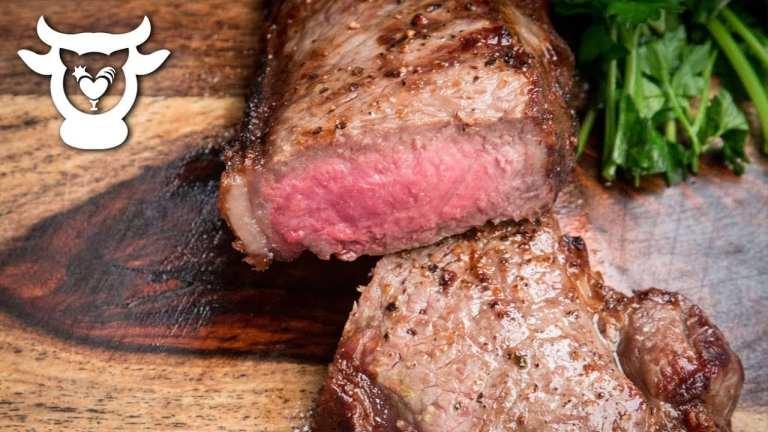 steak in oven