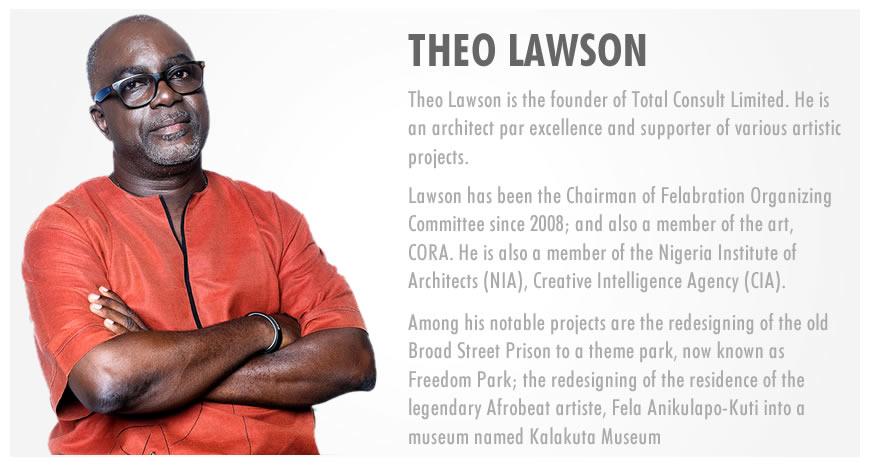 City Shaper- Theo Lawson