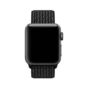 bratara apple watch 1/2/3/4 neagra sport