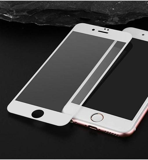 folie sticla alba iphone 7