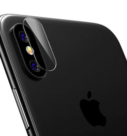 protectie camera iphone x