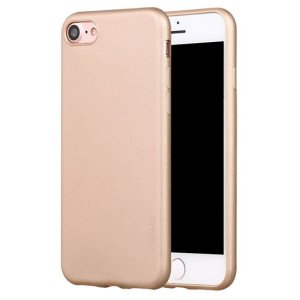 husa silicon auriu iphone 6s