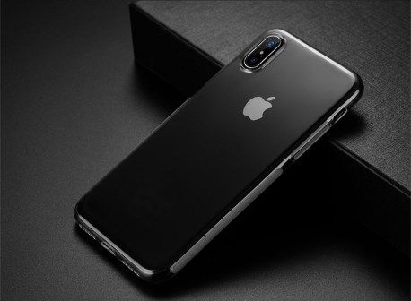 husa transparenta apple iphone x