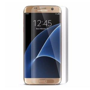 Folie pentru ecran din plastic pentru Samsung S7 Edge