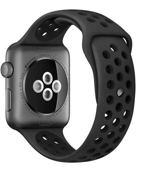 curea apple watch perforata