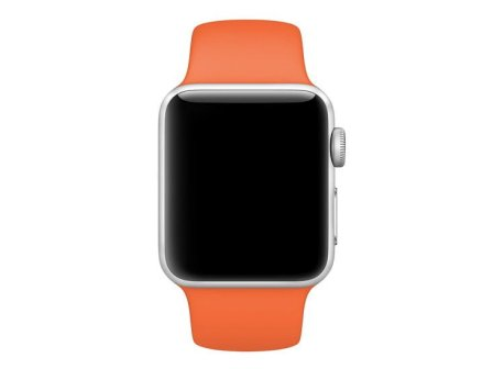 curea apple watch orange