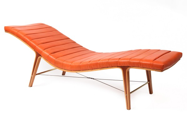 Listen to Me Chaise Lounge, 1948.
