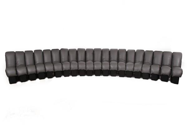 Early Stendig Ds600 Never Ending Sofa Red Modern Furniture