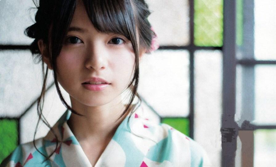 Nogizaka46 Asuka Saito Samurai ELO 2015年09月 003