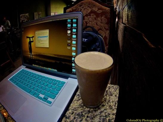 Iced Coffee Nomz @ Crankstein