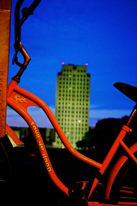 Tour de Hood Meets the Capital of North Dakota
