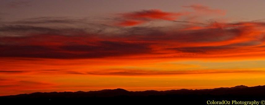 Spooktacular Sunset