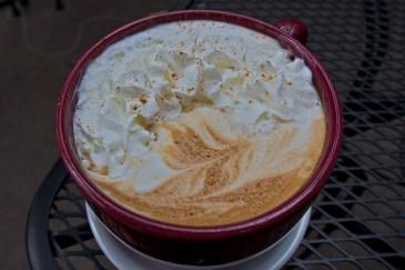 Pumpkin Spice Latte Season! :)