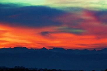 """""""Rocky Mountain Sunset"""""""