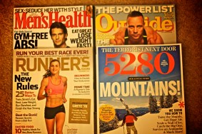 Some of my favorite Mags!