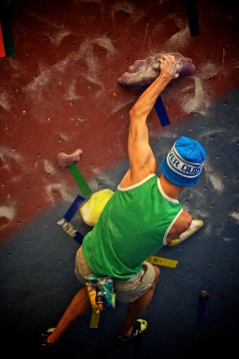 """""""Bouldering Problem"""""""