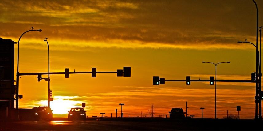 Hot FoCo Sunset!