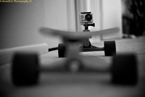 Longboard GoPro!