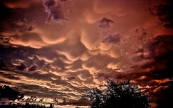 Summertime Storm Clouds in NoDak!