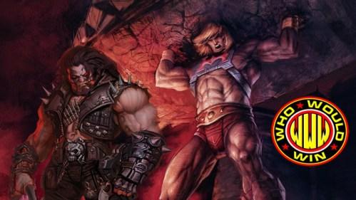 #WhoWouldWin: Lobo vs He-Man