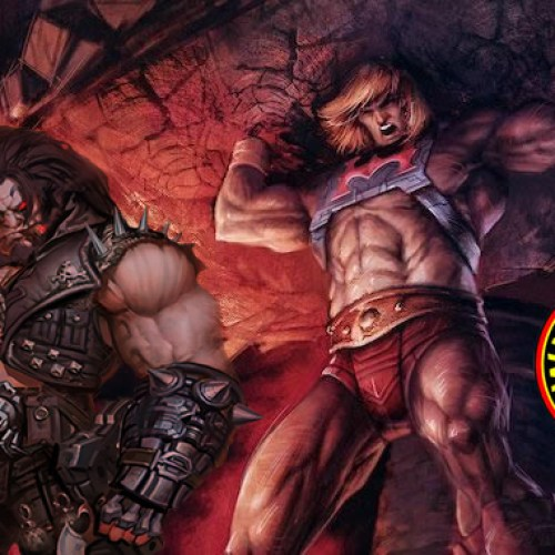 #WhoWouldWin: Lobo vs He-Man