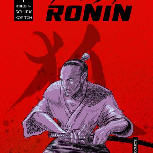 #ComicBook Talk: Hush Ronin