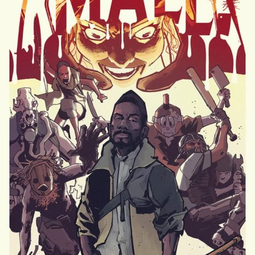 #ComicBook Talk: Mall (Vault Comics)