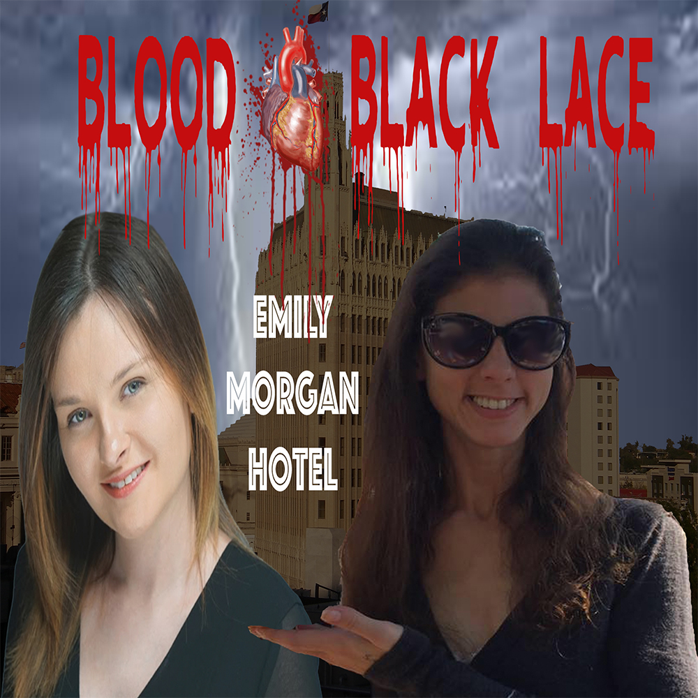 Blood & Black Lace Episode 13 Emily Morgan Hotel