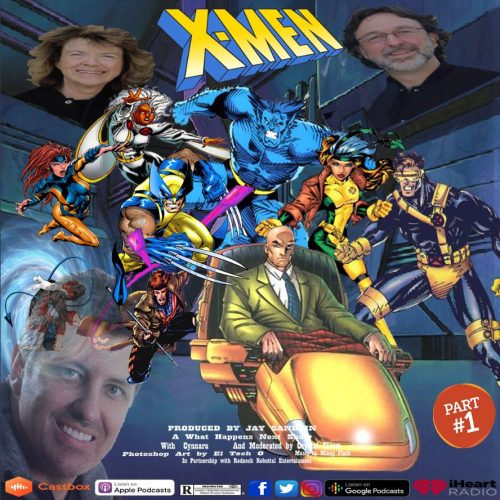 X-Men: The Animated Series (Part 1)