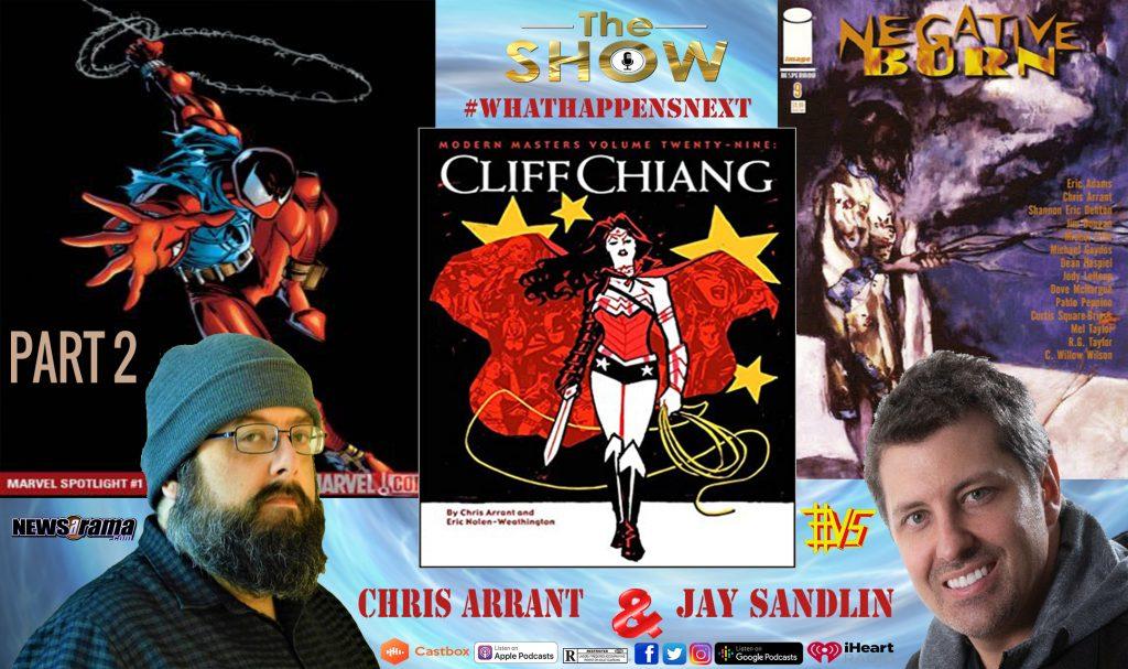 Conversation with Chris Arrant (Pt. 2)