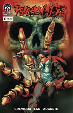 Comics Review: Psycho List #1