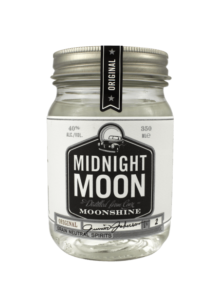 Midnight Moon Straight Redneck Moonshine Whisky