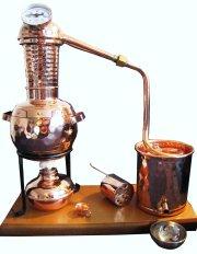 whisky destille kaufen model alembik redneck moonshiners