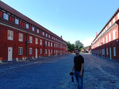 86-Kastellet-Star-shaped 17th-century fortress