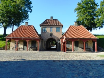 87-Kastellet-Star-shaped 17th-century fortress