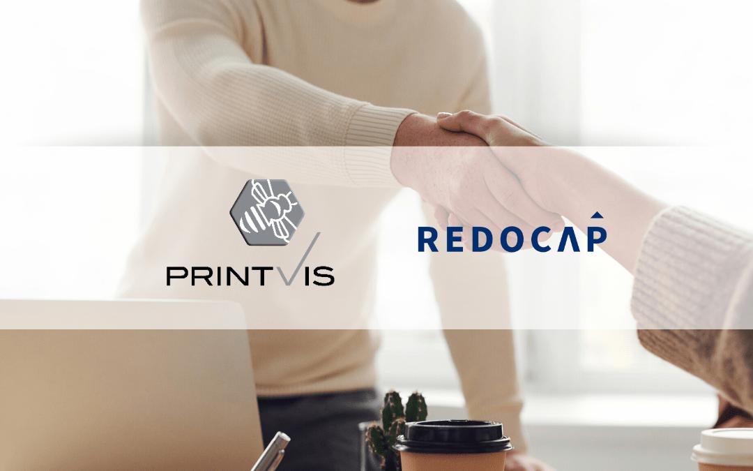PrintVis ja Redocap aloittavat yhteistyön