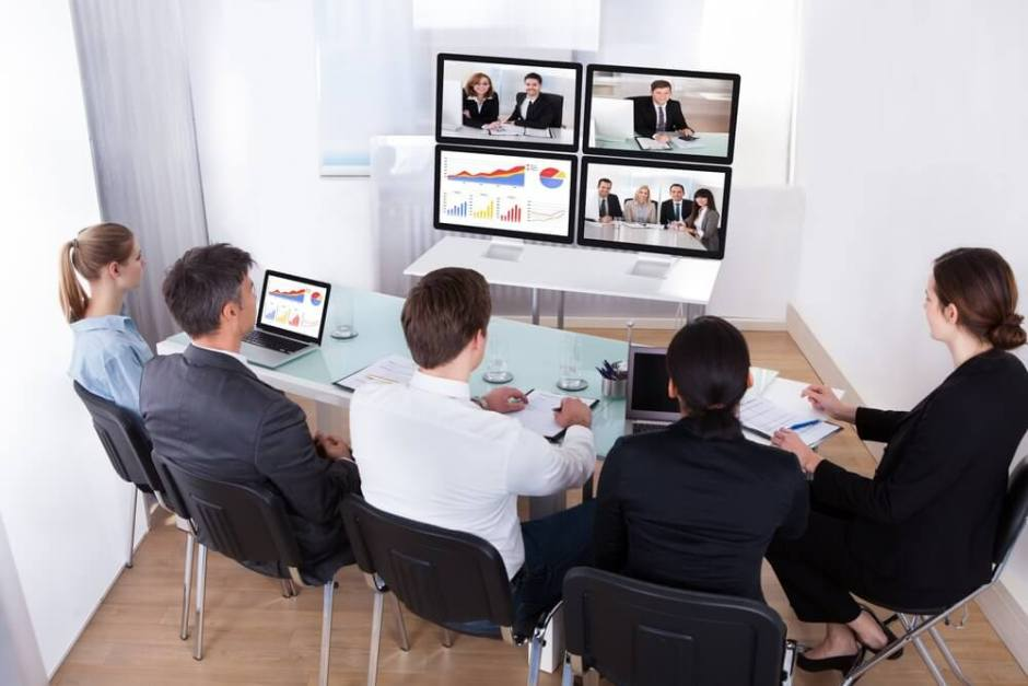Web Conferencing (Live Virtual Class) - Online Teaching Software Module For Udemy Clone E-Learning LMS