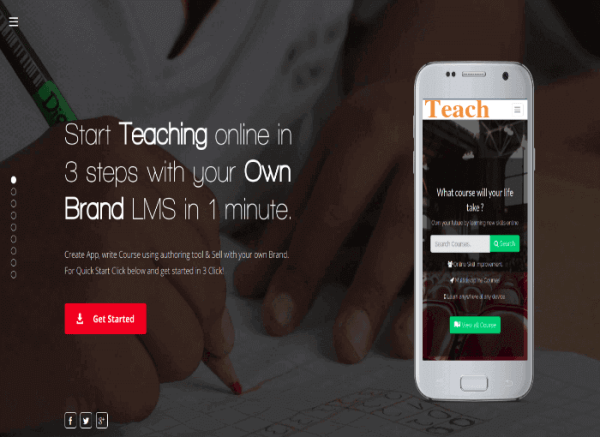 Teachable Clone – TalentLMS Clone – Thinkific Clone – Docebo Clone